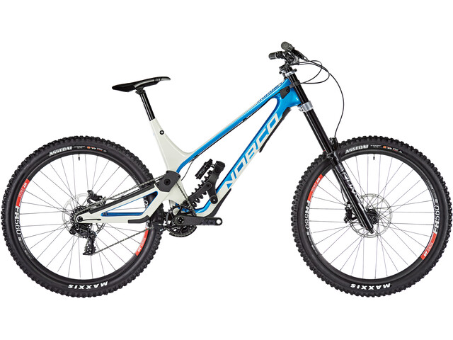 """Norco Bicycles Aurum HSP C1 27,5"""", electric blue/cool grey"""